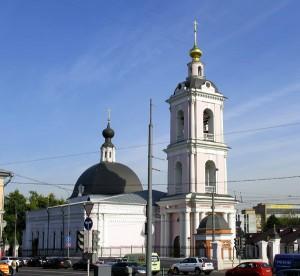 храм свят. Николая