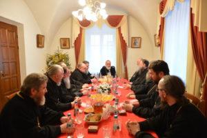Встреча Митрополита Павла