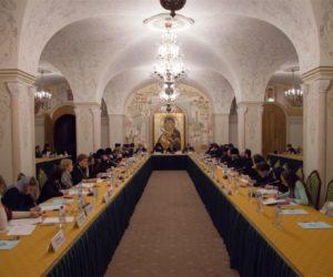 Состоялось первое заседание Оргкомитета XXVI Международных Рождественских образовательных чтений