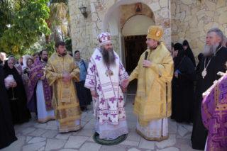 На Святой земле нижегородские паломники поднялись на гору Фавор