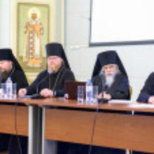 В Москве прошел пастырский семинар на тему «Практика совершения исповеди на приходе»