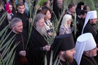 Паломники посетили Горненский монастырь Русской духовной миссии в Иерусалиме