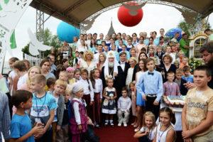 1 июня в Переделкине состоится традиционный детский праздник «В гостях у Патриарха»