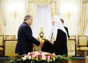 Русская Православная Церковь и МЧС подписали соглашение о сотрудничестве