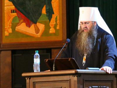 В Московской духовной академии состоялась двухдневная конференция «Преемство монашеской традиции в современных монастырях»
