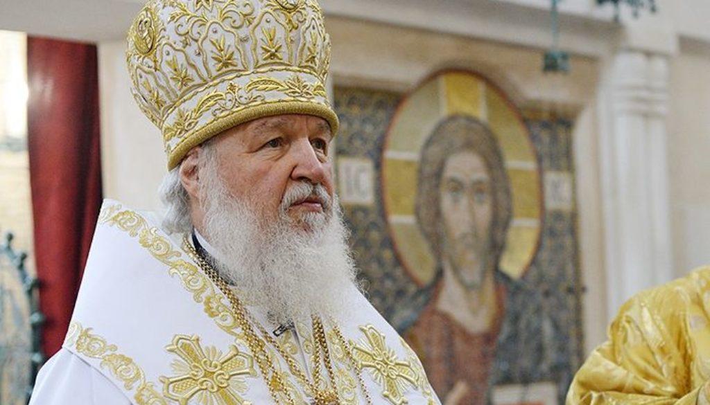 Патриарх Кирилл: Если строить без Бога, то ничего не получится