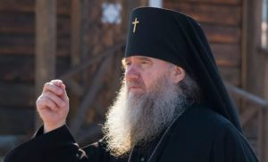 Поздравляем с Днем Ангела Высокопреосвященнейшего Владыку Димитрия!