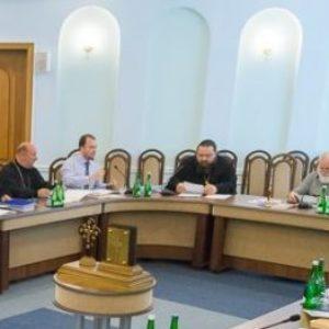 Председатель Комиссии по канонизации святых Белорусского Экзархата принял участие в работе Синодальной комиссии по канонизации святых Русской Православной Церкви