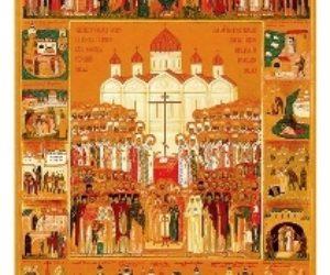 В ноябре в пределы Белорусского Экзархата будет принесен ковчег с частицами мощей 54-х новомучеников Церкви Русской