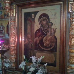 22 декабря. Икона Божией Матери»Нечаянная радость»