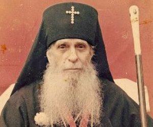 Преподобный Зиновий (Мажуга), митрополит Тетрицкаройский, в схиме Серафим