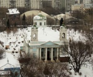 Тайны Лазаревского кладбища.