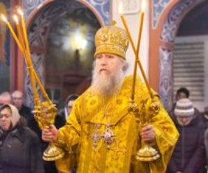 17 декабря архиепископ Димитрий совершил Божественную литургию в Свято-Покровском соборе Витебска