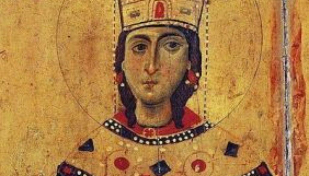 7 декабря-святая великомученица Екатерина
