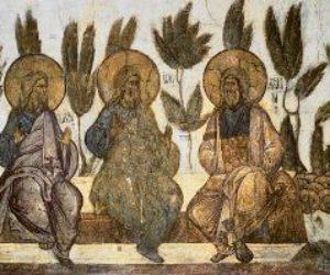 Поучение в неделю Праотец
