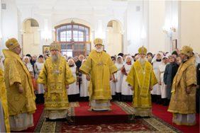Витебская епархия отметила 25-летие своего возрождения
