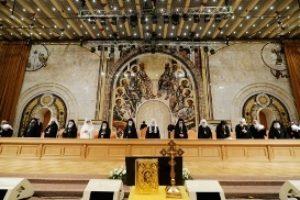2 декабря при участии Предстоятелей и гостей из Поместных Православных Церквей состоялось заключительное заседание Архиерейского Собора Русской Православной Церкви