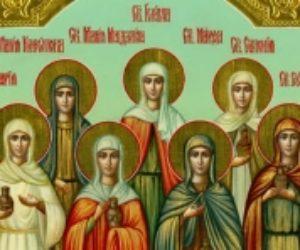 Встреча архиепископа Димитрия с «Союзом православных женщин г. Москвы»