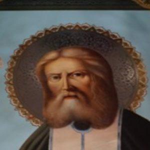 Служение архиепископа Димитрия в честь празднования второго обретения мощей преподобного Серафима Саровского