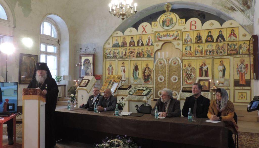 23 января в рамках 26-х Международных Образовательных Рождественских чтений состоялось заседание секции «Кампанология и звонарское мастерство» в храме св.вмц.Ирины.
