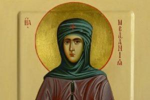 Прп.Мелания Римляныня