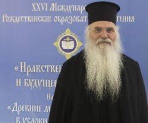 «Я бы хотел, чтобы было больше радостных монахов». Митрополит Месогейский и Лавреотикийский Николай.