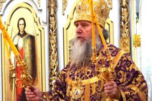 25 февраля в день Торжества Православия Высокопреосвященнейший Димитрий, архиепископ Витебский и Оршанский, возглавил Божественную литургию и молебен Торжества Православия в храме св.Ирины.
