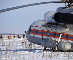 Церковь оказывает помощь родственникам погибших в авиакатастрофе в Московской области.