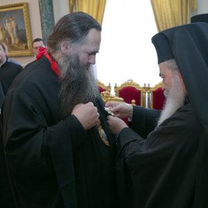 Исполнилось 15 лет со дня архиерейской хиротонии митрополита Нижегородского и Арзамасского Георгия