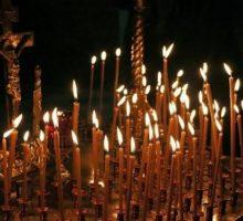 Святейший Патриарх Кирилл назвал страшным и циничным преступлением убийство прихожан храма в Кизляре и молится о погибших.