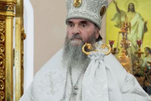 25 февраля преставился ко Господу архиепископ Можайский Григорий.
