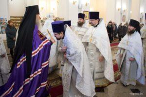 65-летие архиепископа Димитрия.