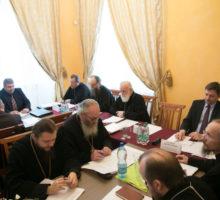 Патриарший экзарх всея Беларуси возглавил первое заседание Оргкомитета по празднованию юбилейных дат Жировичского монастыря.