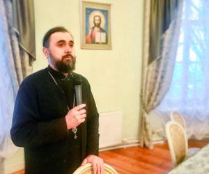 XVI Сретенские образовательные чтения в Витебской духовной семинарии начали работу с секции «Место православной миссии в современном мире».