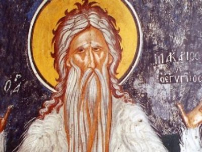 1 февраля. Преподобный Макарий Великий