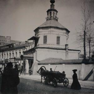 Новая жизнь Московского Златоустовского монастыря