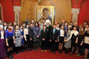 Состоялась церемония награждения лауреатов международного литературного конкурса «Лето Господне»