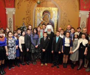 Завершился второй день паломничества делегации Нижегородской епархии на Святую землю