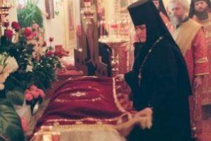 Восьмой столп России. Интервью игумении Феофании (Мискиной) к 20-летию обретения мощей святой праведной блаженной Матроны Московской