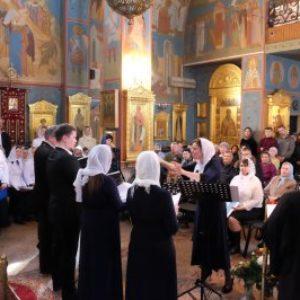 В Москве состоялась премьера концертного исполнения великопостной поэмы свт. Иоасафа Белгородского