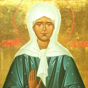 Мы видим, потому что Бог видит нас. Блаженная Матрона Московская