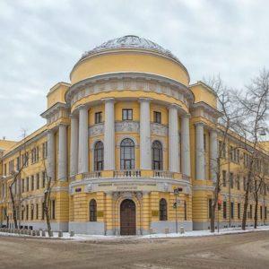 В Московском педагогическом университете открылась фотовыставка, посвященная 100-летию восстановления Патриаршества в России