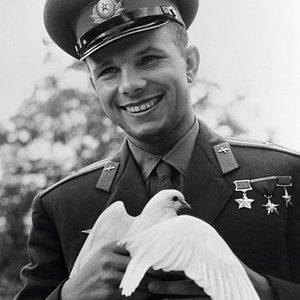 ЮРИЙ ГАГАРИН. СИЛА – В ЛЮБВИ К 50-летию гибели первого космонавта