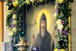 В день памяти св. блгв. кн. Даниила Московского Святейший Патриарх Кирилл совершил Литургию в Даниловом монастыре