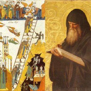 Проповедь архимандрита Илии (Рейзмира) в Неделю четвертую Великого поста, преподобного Иоанна Лествичника