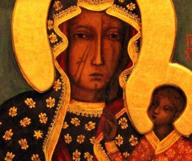 19 марта—празднование Ченстоховской иконе Божией Матери
