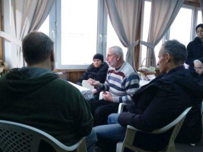 Приглашаем взрослых в воскресную школу. Сбор каждое вс в 12.00 в православной трапезной при храме св.Ирины