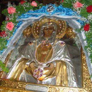 Празднование Албазинской иконе Божией Матери «Слово плоть бысть»
