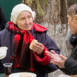 26 марта в День бездомного человека москвичам расскажут о помощи бездомным в столице