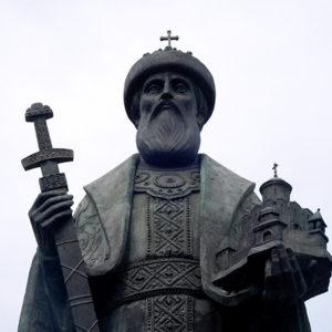 Явился еси в стране нашей, яко звезда пресветлая…17 марта-память св.блгв.князя Даниила Московского